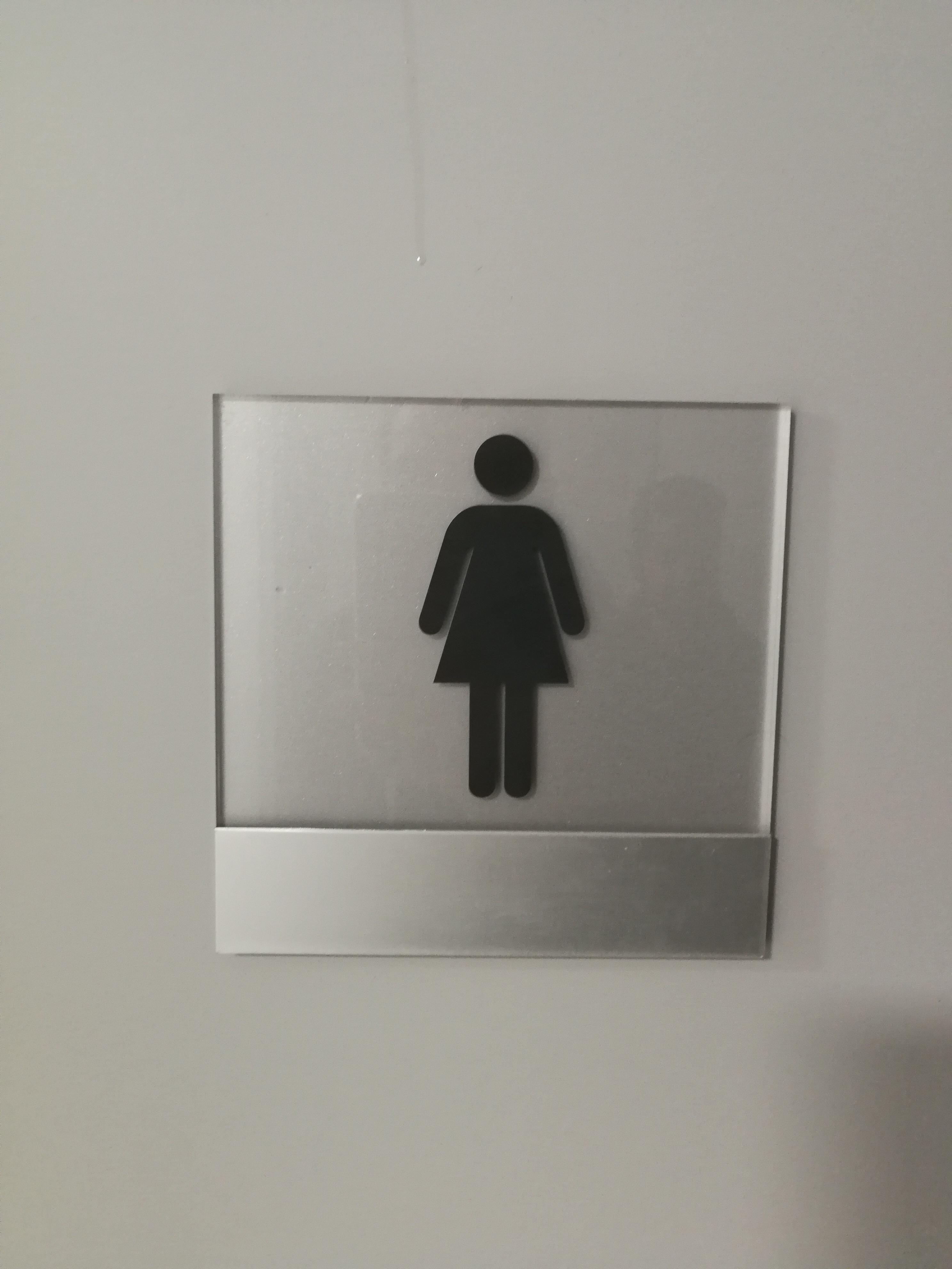 Toilette-femme